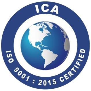 LOGO ICA ISO 9001