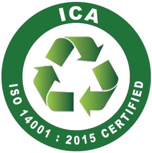 Logo ICA ISO 14001